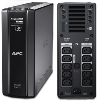 APC Power-Saving Back-UPS Pro 900, 230V, Ivolute