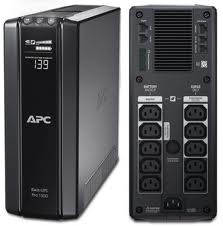 APC Power-Saving Back-UPS Pro 1500, 230V