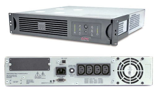 apc smart ups 750 service manual